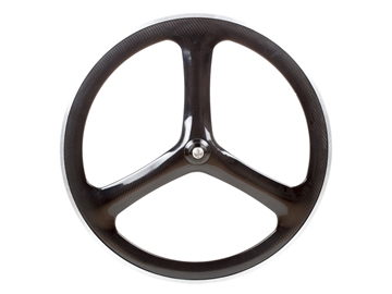 BLB Notorious 03  Front Wheel Gloss Black