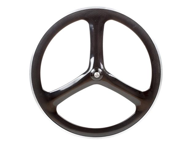 BLB Notorious 03  Front Wheel Gloss Black