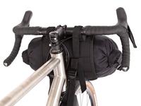 Picture of Restrap Handlebar Bag + Dry Bag + Food Pouch - Large - Black/Black