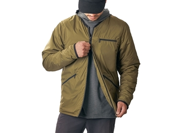 Chrome Bedford Insulated Jacket - Ranger
