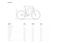 6KU Odyssey 8spd City Bike Sizing