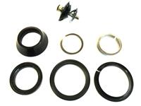 BLB Viper Sealed Headset - Black