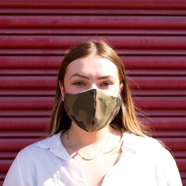Veganski Safety Face mask