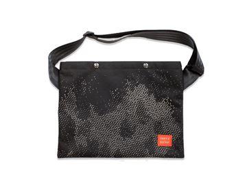 Restrap x CHPT3 Musette Bag - Black