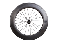 BLB Notorious 90 Rear Wheel - Black MSW