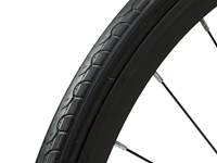 6KU Track Bike Black Wheel
