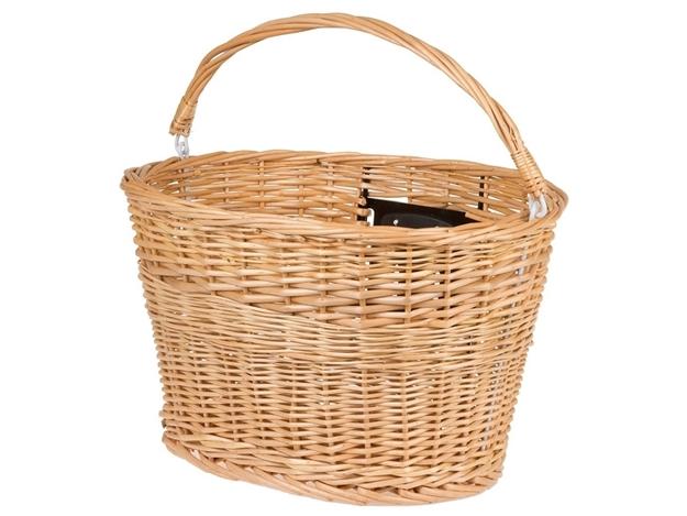 Wicker Stem Basket