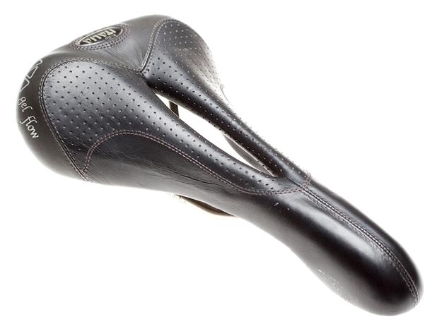 Selle Italia Flite Gel Flow Saddle - Black