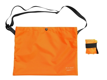Restrap Race Musette Bag - Orange