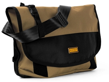 Restrap Pack Messenger Bag - Khaki/Black