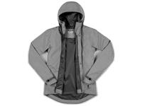 Chrome Storm Signal Jacket