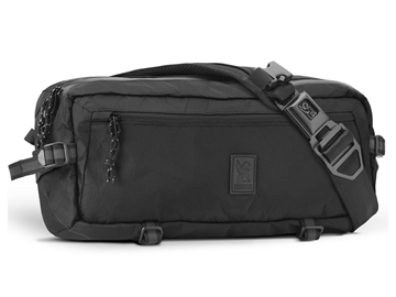Chrome Kadet Bag - BLCKCHRM