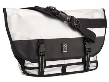 Chrome Citizen Messenger Bag - Chromed