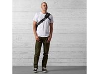 Chrome Citizen Messenger Bag - Black/White