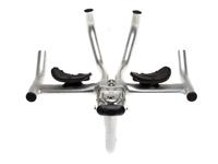 ITM AeroBar TT Handlebars - Silver