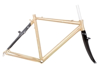 Alu x Carbon CX/Gravel Frameset - Raw
