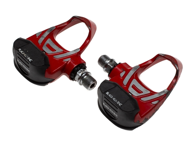 Look Road Pedals - Red