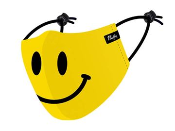 Pacific and Co Face Mask - Smiley