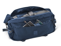 Chrome Kadet Bag - Navy Tonal