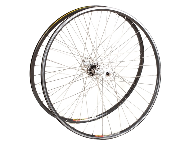 Mavic Open Pro x Shimano NJS Track Wheelset