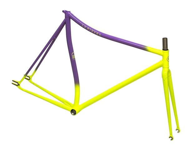 BLB La Piovra Custom LoPro Frameset - 56cm