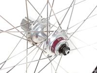 Rigida DP18 x Mavic Road Wheelset - Brown