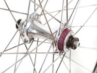 Rigida DP18 x Mavic Road Wheelset - Dark Brown