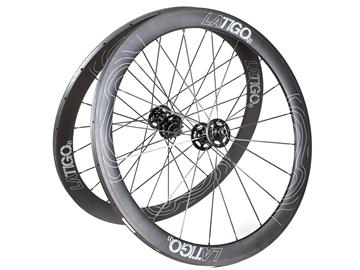 Aventon Latigo 01 Track Wheelset Tubular 50mm NMSW
