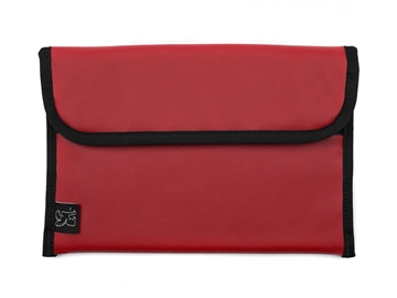 Chrome Tactical Laptop Sleeve - Red
