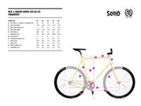 Picture of BLB x Squid Bikes SO-EZ Frameset - ED Coating