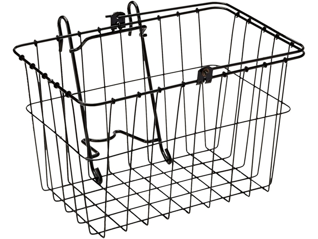 Wald 133 Quick Release Basket - Black