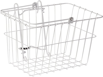 Wald 133 Quick Release Basket - White