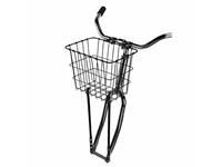 Wald 124 Front Basket Compact - Black