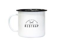 Restrap Enamel Mug