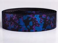 BLB Supreme Pro Grip Bar Tape - Emo Camo Purple