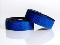 BLB Supreme Pro Grip Bar Tape - Emo Crack Blue
