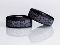 BLB Supreme Pro Woven Bar Tape - Refcube Black