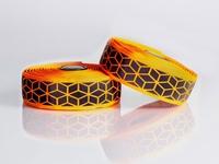 BLB Supreme Pro Woven Bar Tape - Ref Kube Orange
