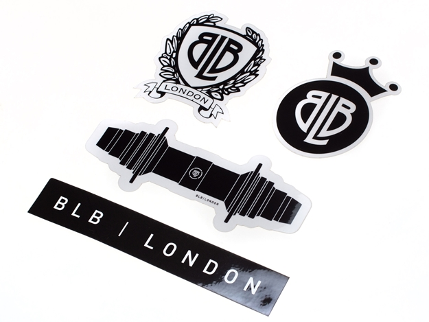 Picture of BLB Sticker pack
