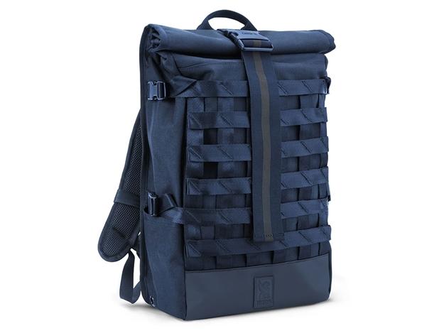 Chrome Barrage Cargo Backpack - Navy Tonal