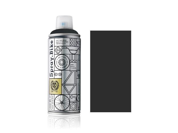 Spray.Bike Raven Grey