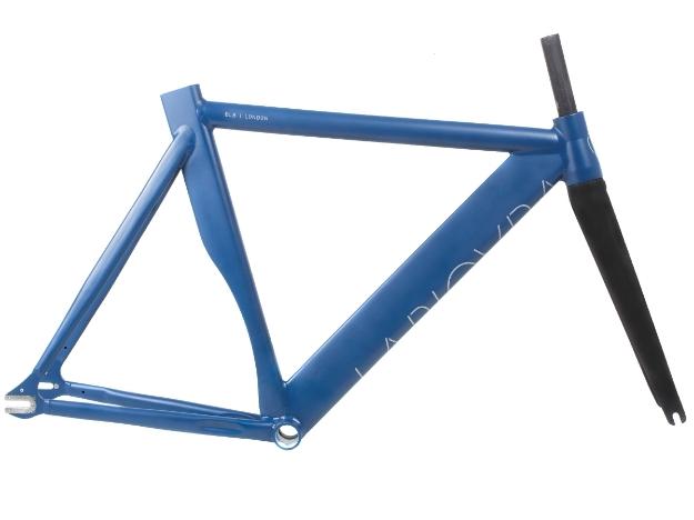 Picture of BLB La Piovra ATK Frameset - Satin Oxford Blue - SALE