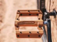 Fyxation Mesa MP Pedal - Moab Orange