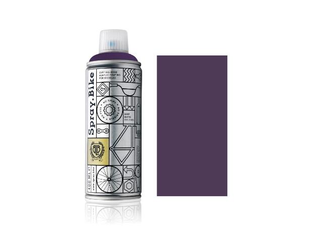 Spray.Bike paint - Elderberry